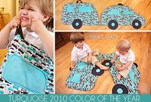 Sewing projects for boys / by Lindsey Cortes
