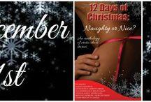 Naughty or Nice? / A Christmas Anthology :)