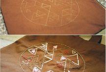 Learning to stitch / by Kayla Buonanno