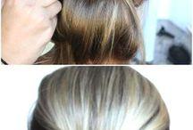 włosy włosy