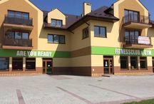 AreYouReady Fitness Klub i siłownia / Zapraszamy do odwiedzin w naszej siłowni w Głogowie Małopolskim