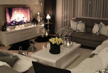 Dream African Inspired Living Room