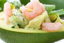 Saladas e Sobremesas Diferentes