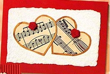 Carte st valentin / St valentin