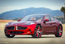 Fisker / by The supercars