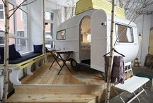 Caravan/Cabin / by Jon Alling