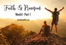 Faith and Provision