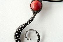 cínové šperky