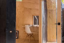 My cabin interior ideas from plywood