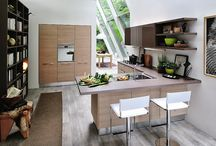 kitchen / Pamela- Cucine Lube Industries