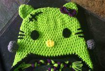z crochet hats3 / by jaznak