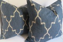 Pillows, blankets & rugs, oh my! / Comfy cozy beautiful  / by Margot Hamm