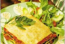 Eats: Lasagna Noodles / by Sally Williams