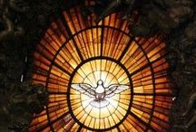 ~ CCD The Holy Spirit lessons ~ / by Sarah Clune