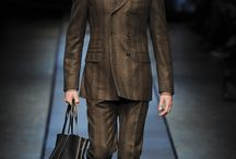 F/W 2013 Trend Guide: Double-Breasted Suits / by Sharp Magazine