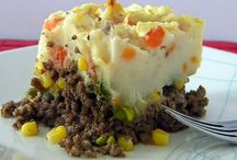 Casserole~Skillet~Crockpot Yumminess! / One dish meals for the family.   / by Lin Larson