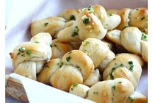 Bread Recipes / by Heather Huff