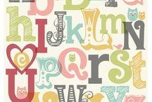 Lettering/Letters