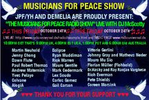 Musicians for peace / Musicians for peace radio show