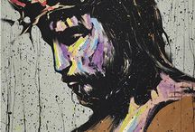 Contemporary Art - Images of Jesus /