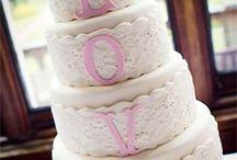 Wedding cake / What a beautiful cake !!!
