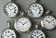 Railroad pocket watch