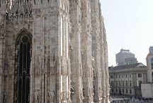 Travel, Italy- Milano