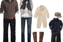 What to Wear: Fall/Winter Styles / by Three Owl Photography
