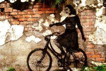 Street art / Illusion