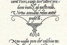 Early italic