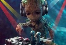 Baby Groot/Guardians of the Galaxy