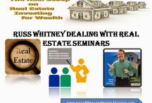 Russ Whitney Dealing With Real Estate Seminars