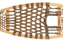 * Traditional Snowshoes * Raquettes traditionnelles *