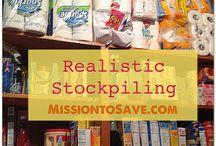 Ways to save money on groceries etc .