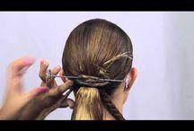 peinado de valenciana