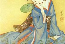 Japán, gésák