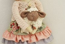 Handmade. Lucia Rosca: sweet dolls