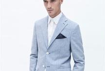 Men Must Wear Suits / by Ekaterina Mestre
