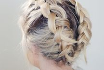 braid short hair