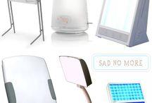 therapy light box design