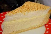 торты, пироги сладкие