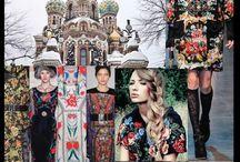 Russian Florals