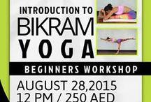 Bikram Yoga Workshops