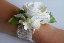 wrist corsages