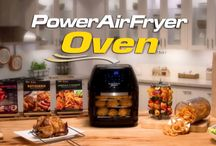Power AirFryer Oven How-To Videos