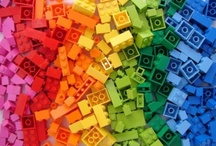Lego / I haven't played with Lego toys since childhood, but I still enjoy looking at Lego related art or products. / by K. Fairbanks