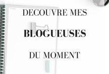Blogging entre nous / Tableau commun pour les membre de Blogging entre nous. Blog, blogueuse, lifestyle, bien-être, make-up, cuisine, mode.