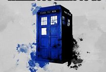 Doctor Who / Allons-y!  / by Janinpan