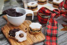 Vánoční cukroví a sušenky