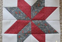 So I'm teaching myself how to make a quilt....